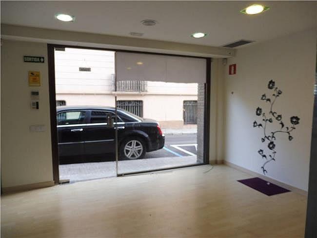 Local comercial en alquiler en Barri del Centre en Terrassa - 315161850