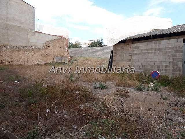 Solar en alquiler en calle Dos Puertas de Entrada, Benaguasil - 327643817