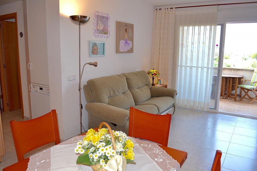 Salón - Apartamento en venta en calle Del Sol, Sol cambrils en Cambrils - 327635805