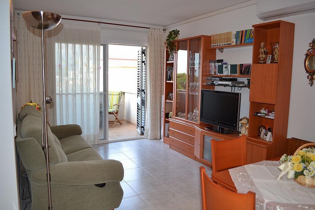 Salón - Apartamento en venta en calle Del Sol, Sol cambrils en Cambrils - 327635918