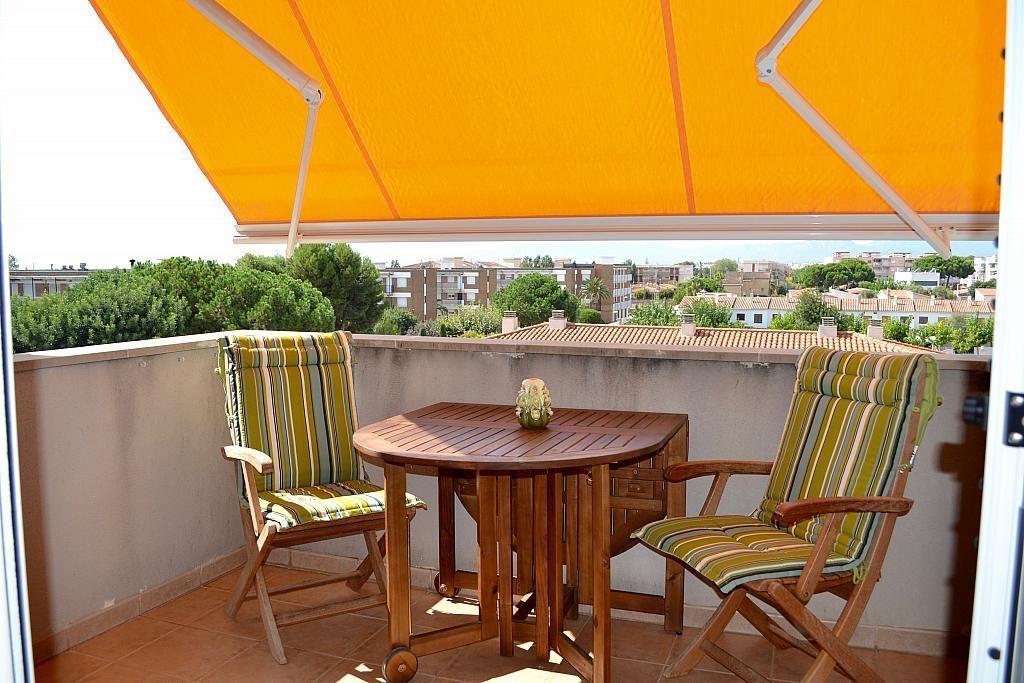 Terraza - Apartamento en venta en calle Del Sol, Sol cambrils en Cambrils - 327635952