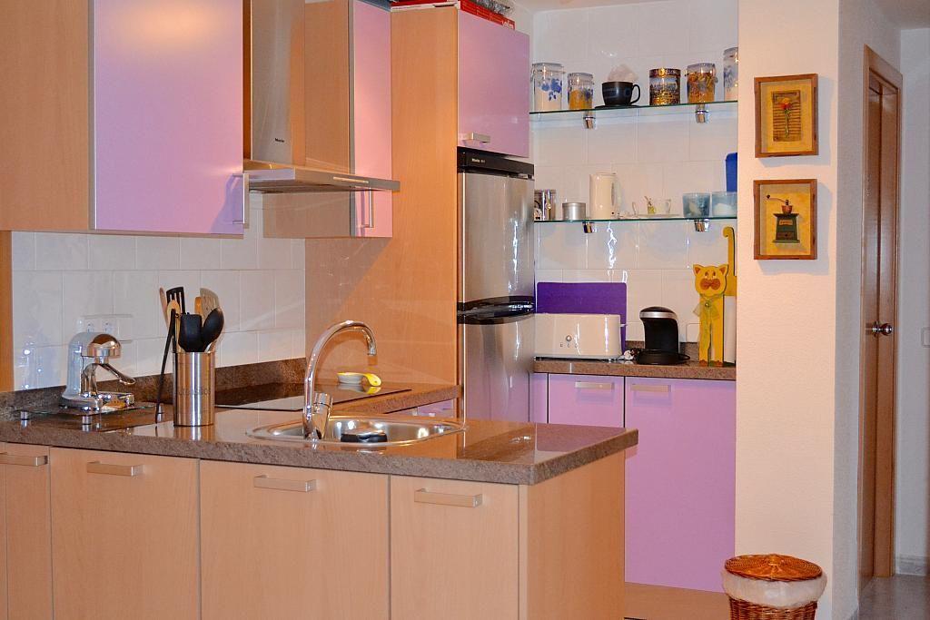 Cocina - Apartamento en venta en calle Del Sol, Sol cambrils en Cambrils - 327636024
