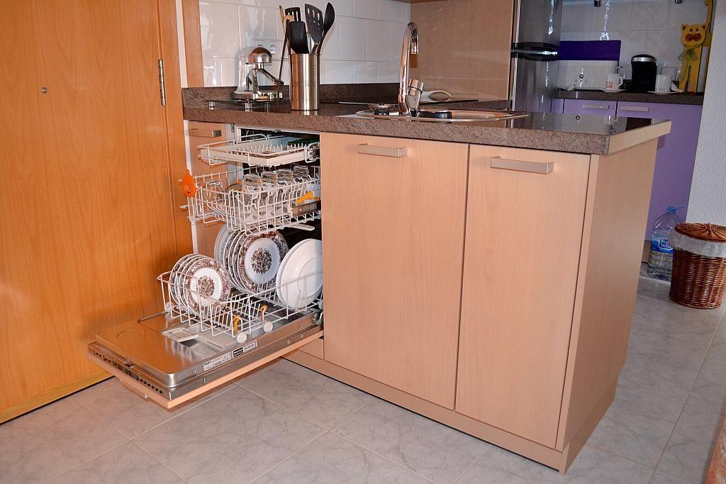Cocina - Apartamento en venta en calle Del Sol, Sol cambrils en Cambrils - 327636055