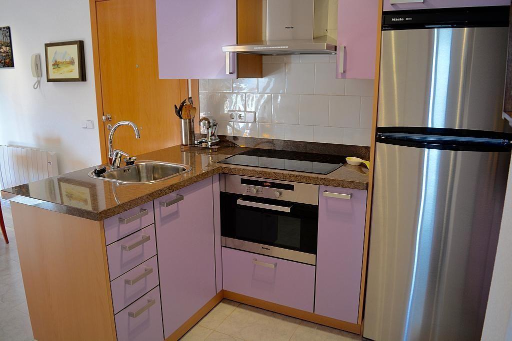 Cocina - Apartamento en venta en calle Del Sol, Sol cambrils en Cambrils - 327636602