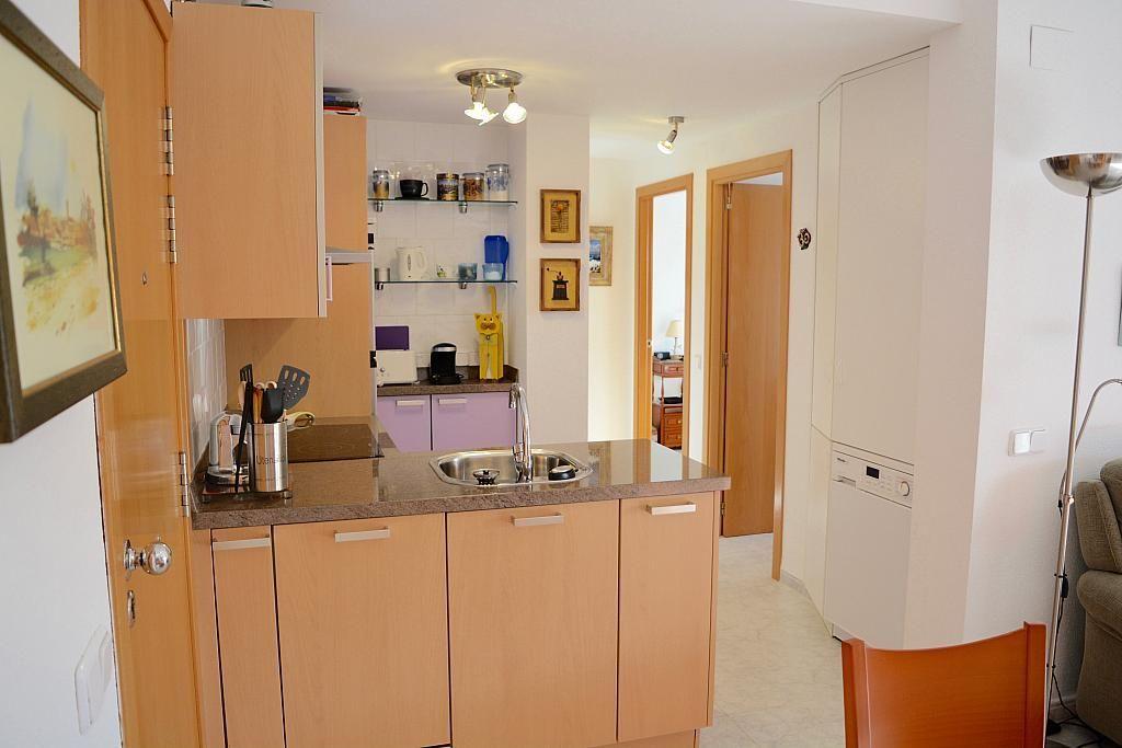 Cocina - Apartamento en venta en calle Del Sol, Sol cambrils en Cambrils - 327636698