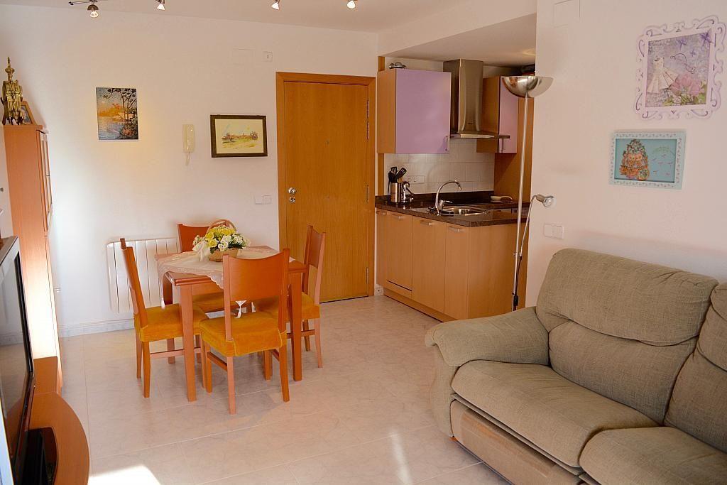 Salón - Apartamento en venta en calle Del Sol, Sol cambrils en Cambrils - 327636728