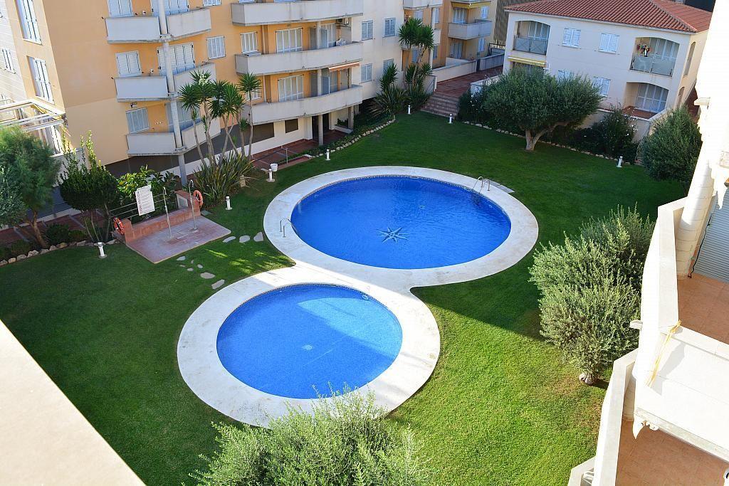 Piscina - Apartamento en venta en calle Del Sol, Sol cambrils en Cambrils - 327636876