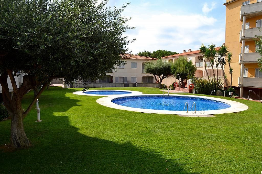 Piscina - Apartamento en venta en calle Del Sol, Sol cambrils en Cambrils - 327637034