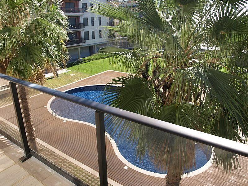 Terraza - Apartamento en venta en calle Riu Brugent, Els Esquirols en Cambrils - 171982464