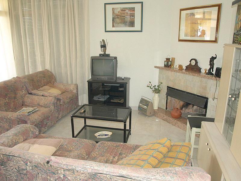 Salón - Apartamento en venta en calle Pau Casals, Pineda, La - 200426090