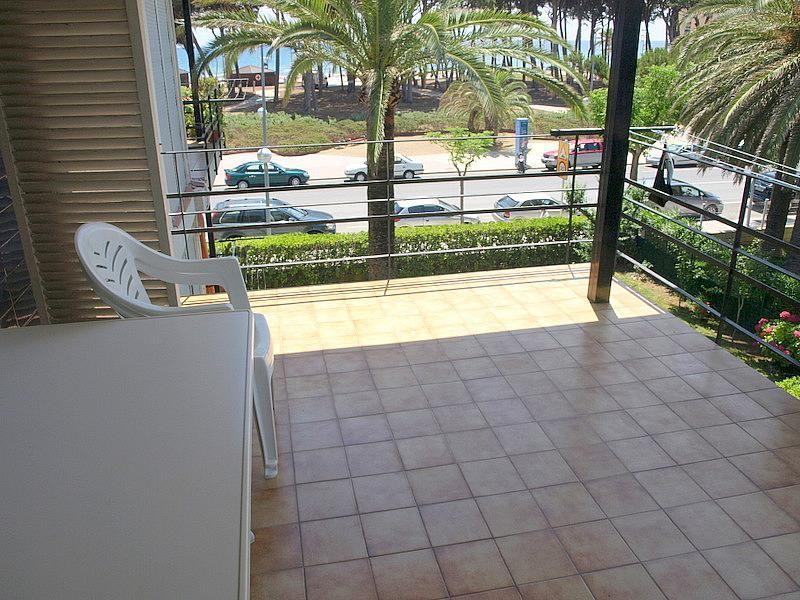 Terraza - Apartamento en venta en calle Pau Casals, Pineda, La - 200426100