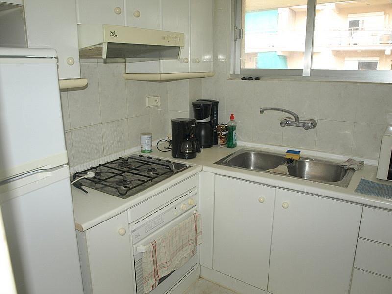 Cocina - Apartamento en venta en calle Pau Casals, Pineda, La - 200426120