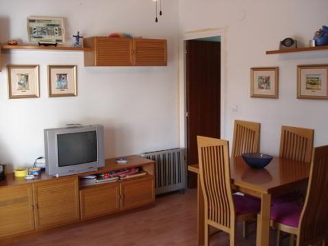 Comedor - Apartamento en venta en calle Parlament de Catalunya, Coma-ruga park en Coma-Ruga - 44956925