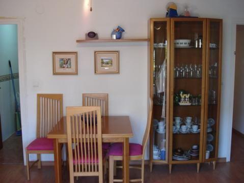 Comedor - Apartamento en venta en calle Parlament de Catalunya, Coma-ruga park en Coma-Ruga - 44956930