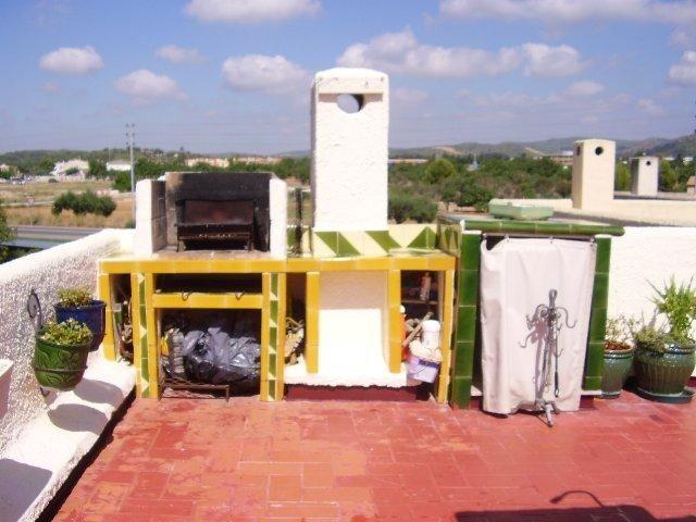 Terraza - Apartamento en venta en calle Igea, La barquera en Roda de Barà - 101374598