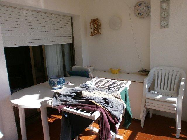 Terraza - Apartamento en venta en calle Ferrocarill, Creixell - mar en Creixell - 109455152