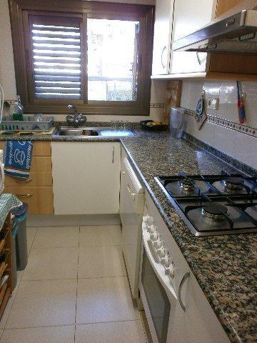 Cocina - Apartamento en venta en calle Ferrocarill, Creixell - mar en Creixell - 109455181