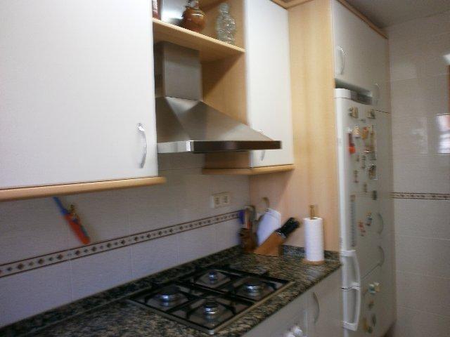 Cocina - Apartamento en venta en calle Ferrocarill, Creixell - mar en Creixell - 109455184