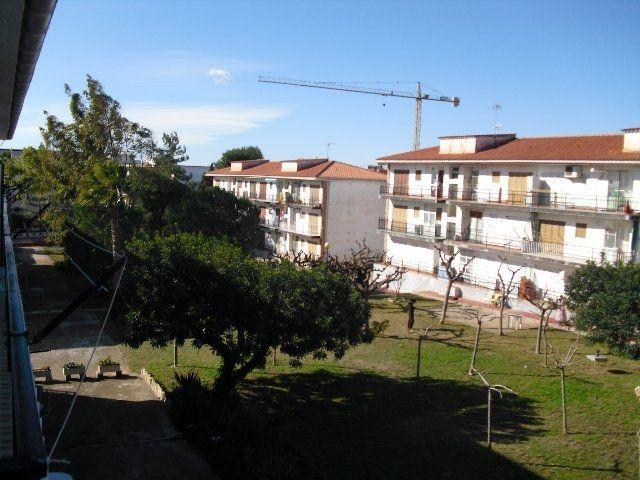 Jardín - Apartamento en venta en calle Reventos, El romaní en Vendrell, El - 22243469