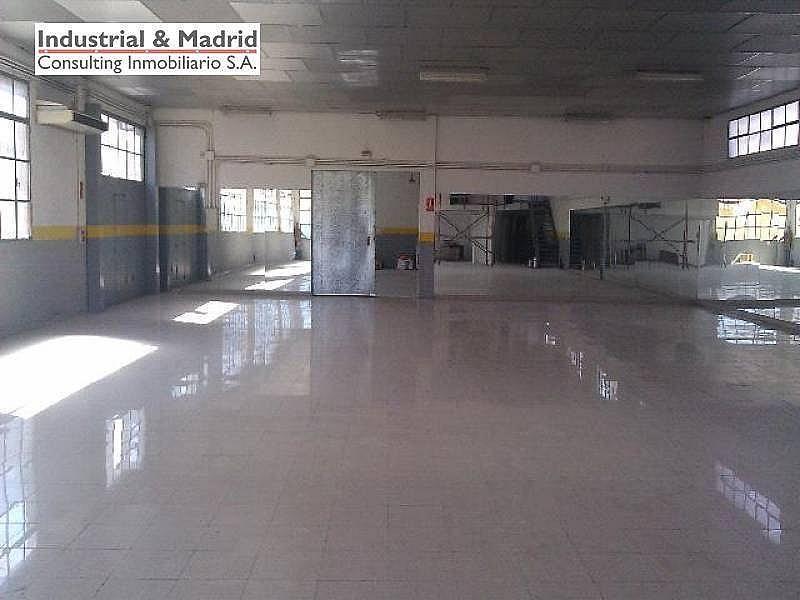 Foto - Nave industrial en alquiler en Arganda del Rey - 205423477
