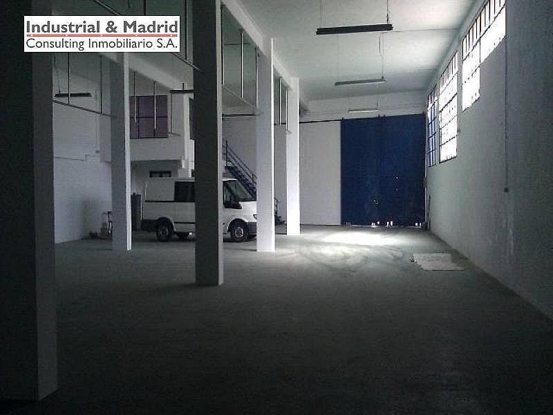 Foto - Nave industrial en alquiler en Arganda del Rey - 205423483