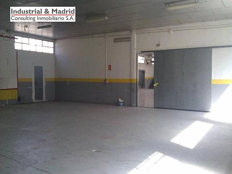 Foto - Nave industrial en alquiler en Arganda del Rey - 205423486
