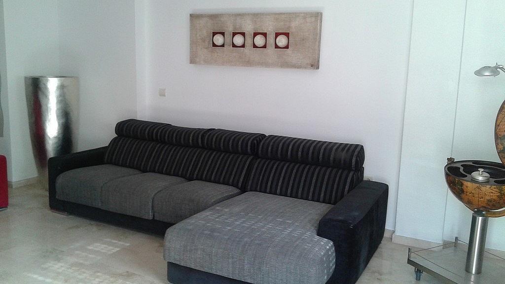 Salón - Piso en alquiler en calle Ronda Golf Este, Benalmádena Costa en Benalmádena - 193768467