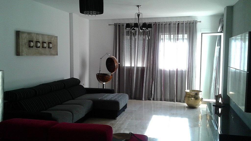 Salón - Piso en alquiler en calle Ronda Golf Este, Benalmádena Costa en Benalmádena - 193768475