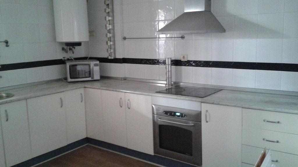 Cocina - Piso en alquiler en calle Ronda Golf Este, Benalmádena Costa en Benalmádena - 193768480