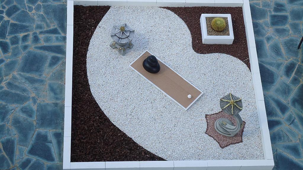 Patio - Casa en alquiler en calle Casares, Alhaurín de la Torre - 235798733