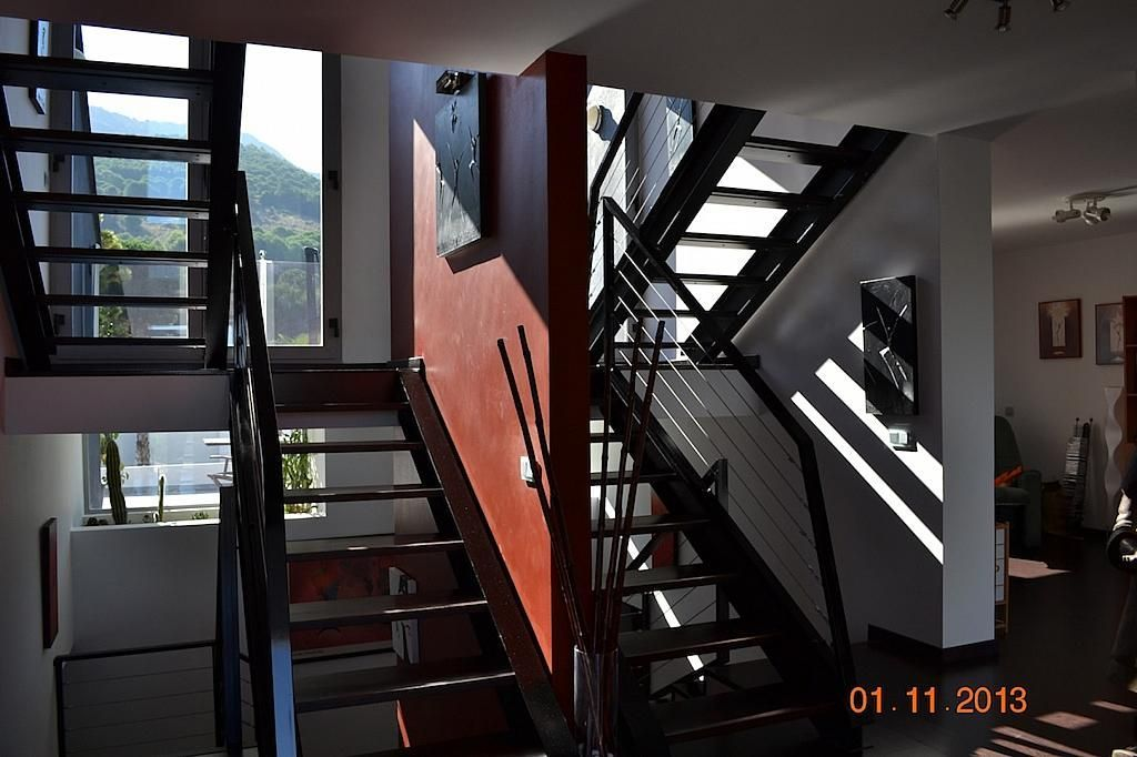 Pasillo - Casa en alquiler en calle Casares, Alhaurín de la Torre - 235798735