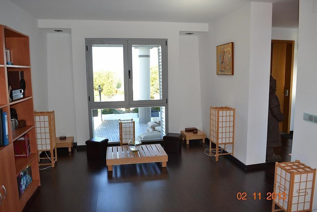 Salón - Casa en alquiler en calle Casares, Alhaurín de la Torre - 235798777