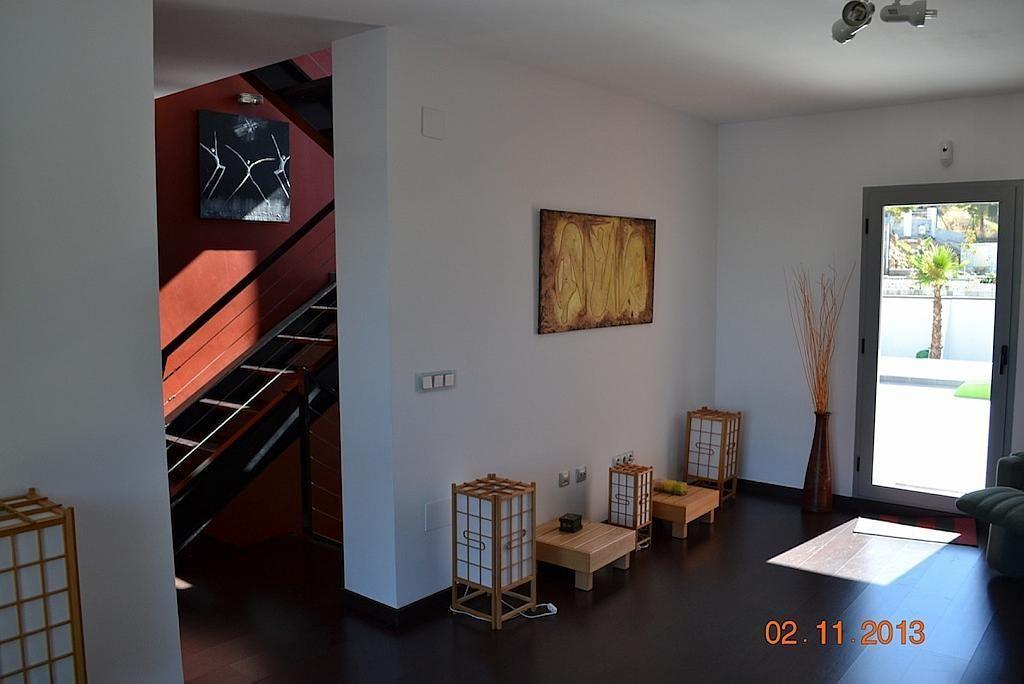 Salón - Casa en alquiler en calle Casares, Alhaurín de la Torre - 235798778