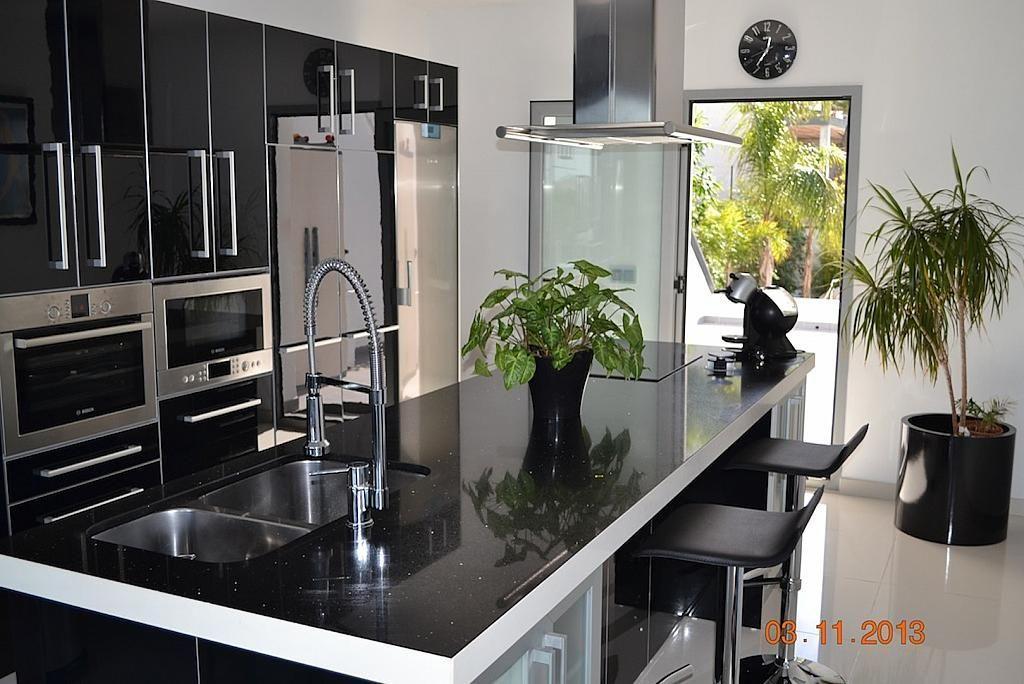 Cocina - Casa en alquiler en calle Casares, Alhaurín de la Torre - 235798781
