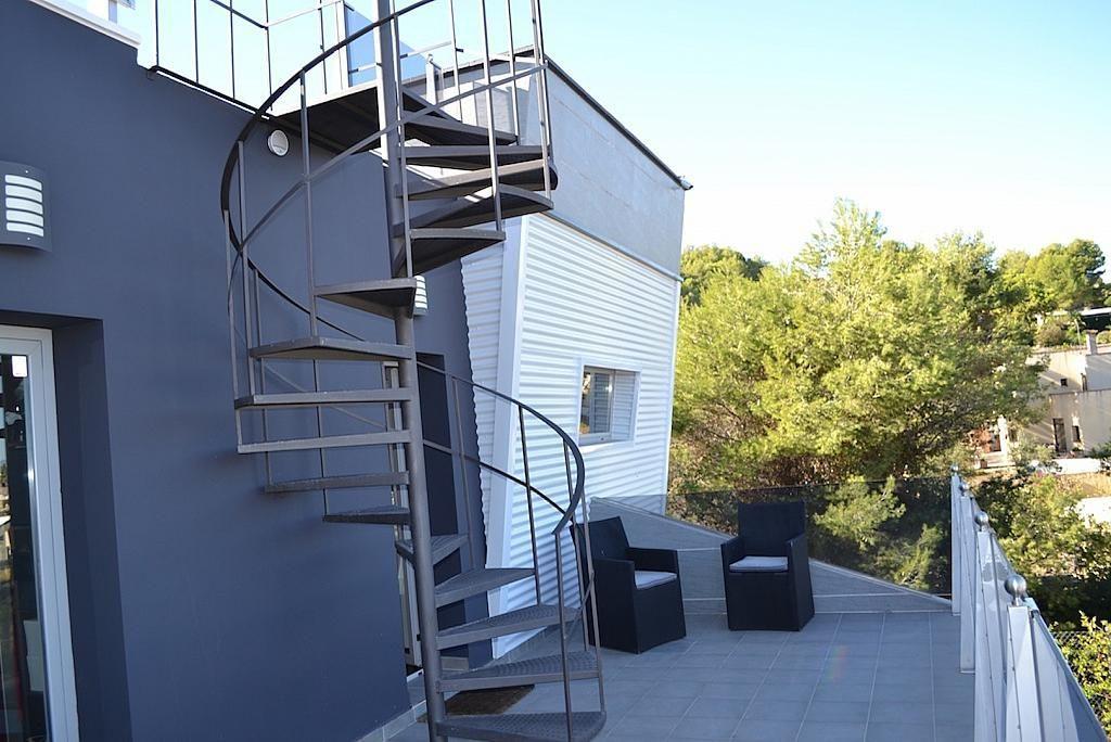 Terraza - Casa en alquiler en calle Casares, Alhaurín de la Torre - 235798785