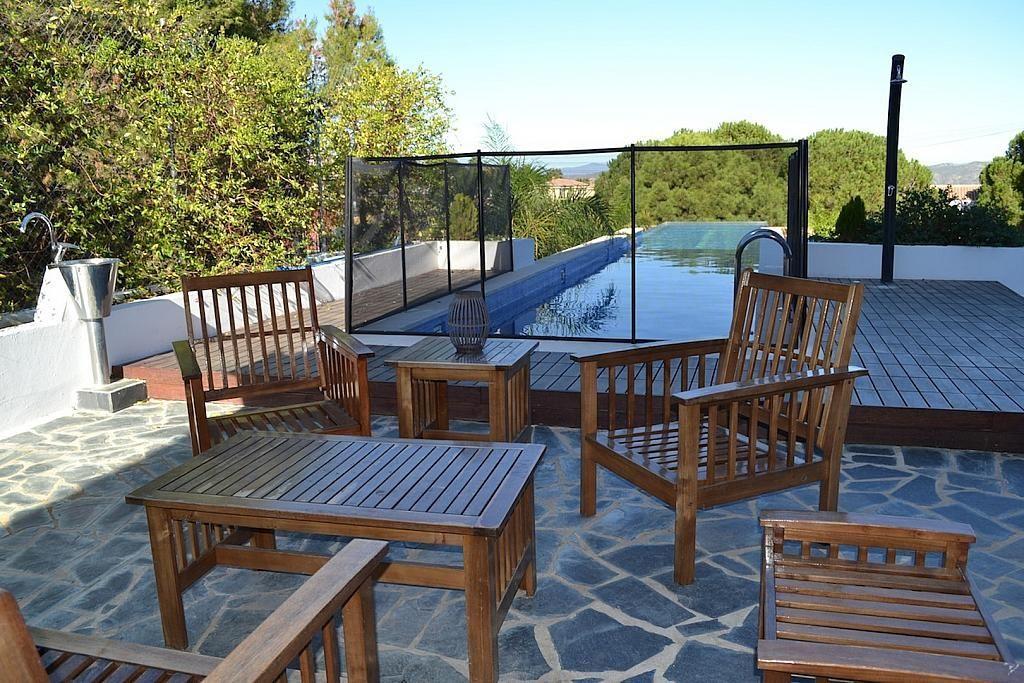 Terraza - Casa en alquiler en calle Casares, Alhaurín de la Torre - 235798842