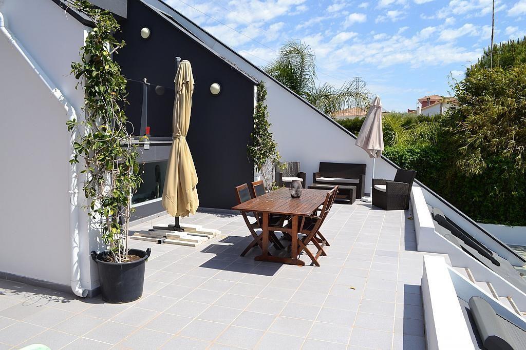 Terraza - Casa en alquiler en calle Casares, Alhaurín de la Torre - 235798932