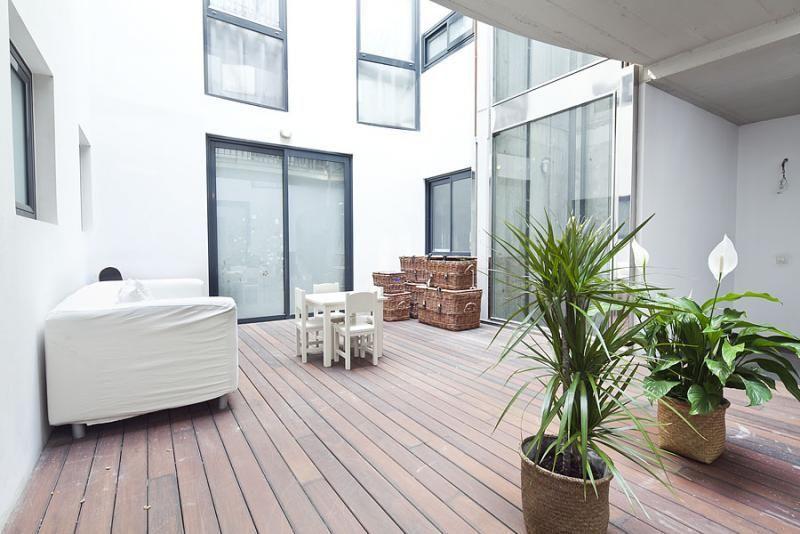 Terraza - Dúplex en alquiler de temporada en calle Prats de Mollo, Sant Gervasi – Galvany en Barcelona - 84234537