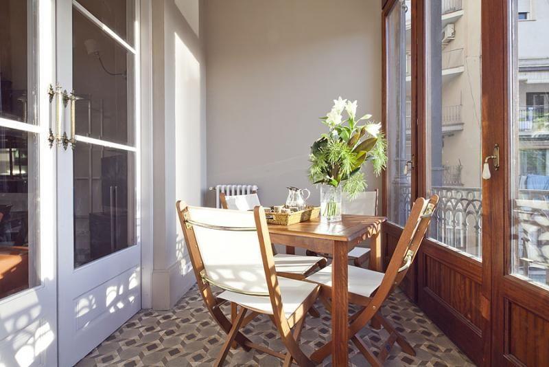 Detalles - Apartamento en alquiler de temporada en rambla Catalunya, Eixample dreta en Barcelona - 84382208