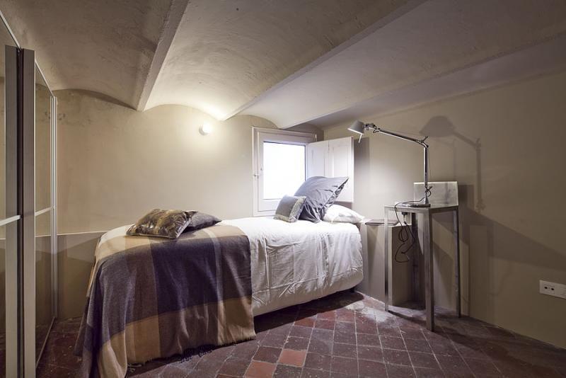 Dormitorio - Apartamento en alquiler de temporada en rambla Catalunya, Eixample dreta en Barcelona - 84382219