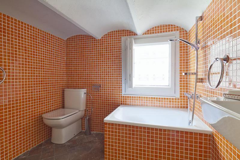 Baño - Apartamento en alquiler de temporada en rambla Catalunya, Eixample dreta en Barcelona - 84382220