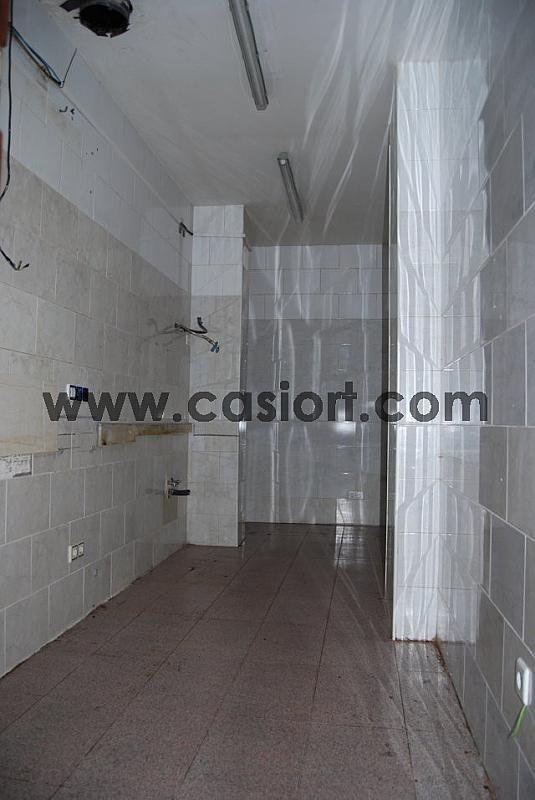Planta baja - Local comercial en alquiler en calle Paisos Catalans, Centre en Reus - 244021179