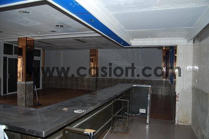 Planta baja - Local comercial en alquiler en calle Paisos Catalans, Centre en Reus - 244021184