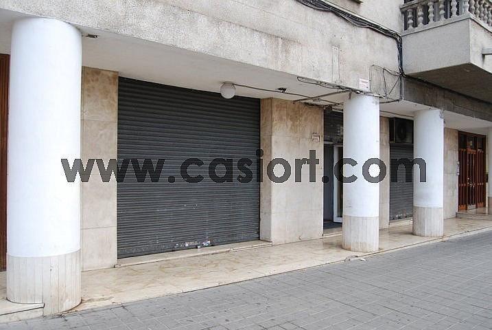 Fachada - Local comercial en alquiler en calle Paisos Catalans, Centre en Reus - 244021186