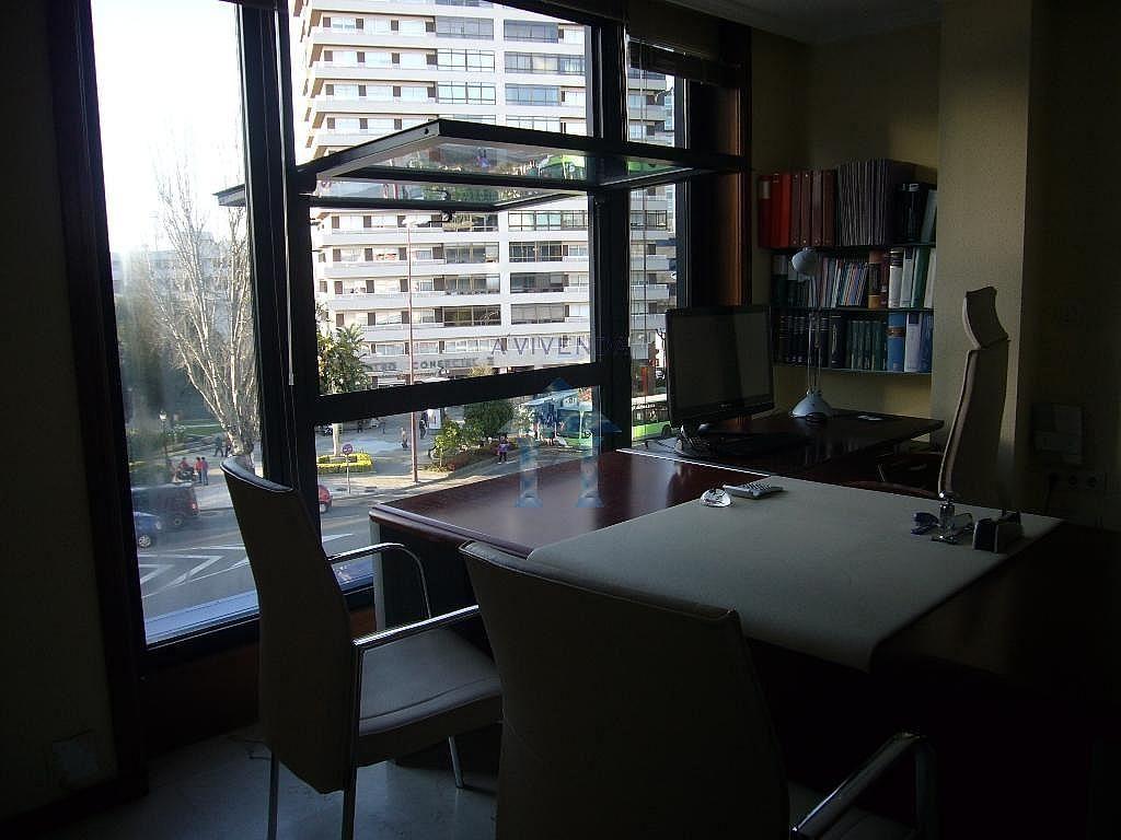 Foto del inmueble - Oficina en alquiler en Bouzas-Coia en Vigo - 287368324