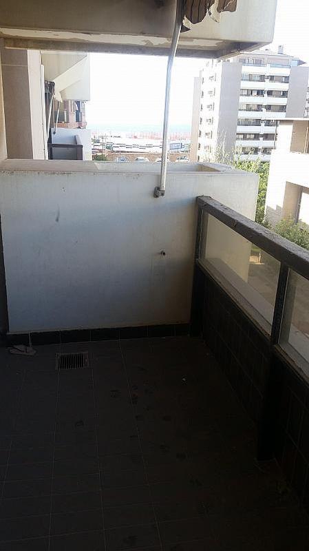 Balcón - Piso en alquiler en calle Oliveros, Oliveros en Almería - 316355248