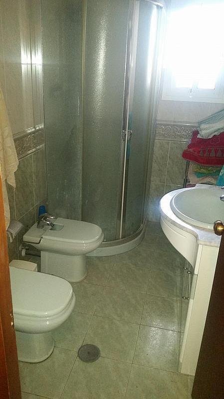 Baño - Piso en alquiler en calle Oliveros, Oliveros en Almería - 316355666