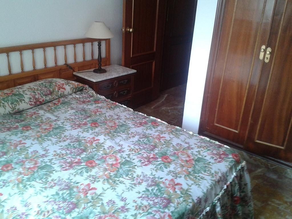 Dormitorio - Piso en alquiler en calle Pablo Iglesias, Colonia Los Angeles en Almería - 132229311