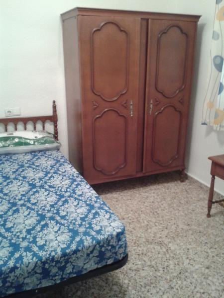 Dormitorio - Piso en alquiler en calle Maldonado Entrena, Centro Historico en Almería - 116452388