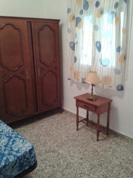 Dormitorio - Piso en alquiler en calle Maldonado Entrena, Centro Historico en Almería - 116452390